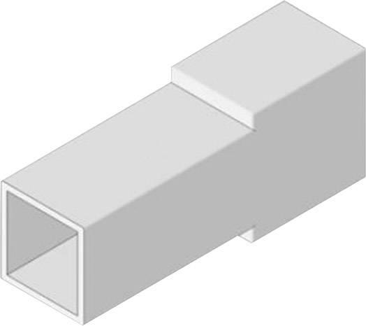 Izolačná objímka Vogt Verbindungstechnik 3936z1pa, biela, 0.50 mm² – 1 mm², 1 ks