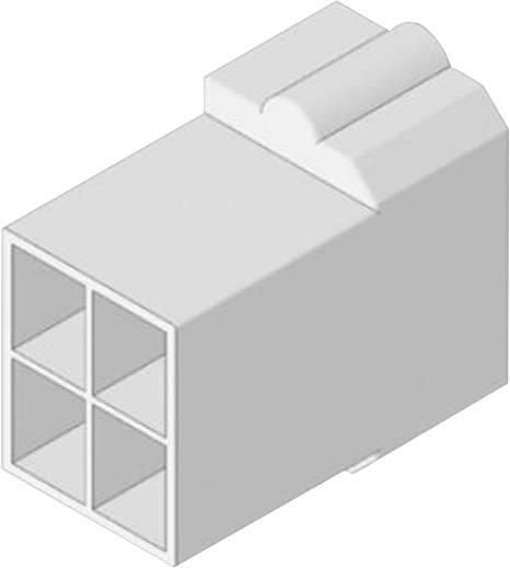 Izolačná objímka Vogt Verbindungstechnik 3938z4pa, biela, 0.50 mm² – 1 mm², 1 ks