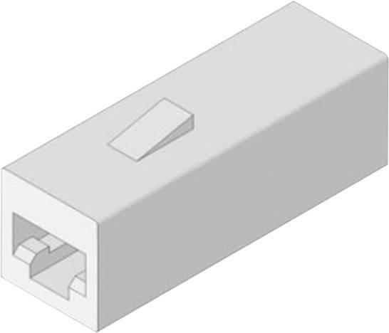 Izolační dutinka Vogt Verbindungstechnik 3931h1pa, bílá 0.50 mm² – 1 mm², 1 ks