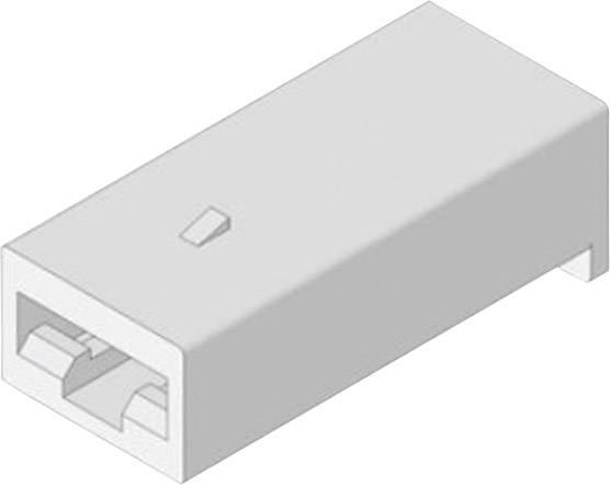 Izolační dutinka Vogt Verbindungstechnik 3938h1pa, bílá 0.50 mm² – 1 mm², 1 ks