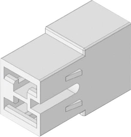 Izolačná objímka Vogt Verbindungstechnik 3938h2pa, biela, 0.50 mm² – 1 mm², 1 ks