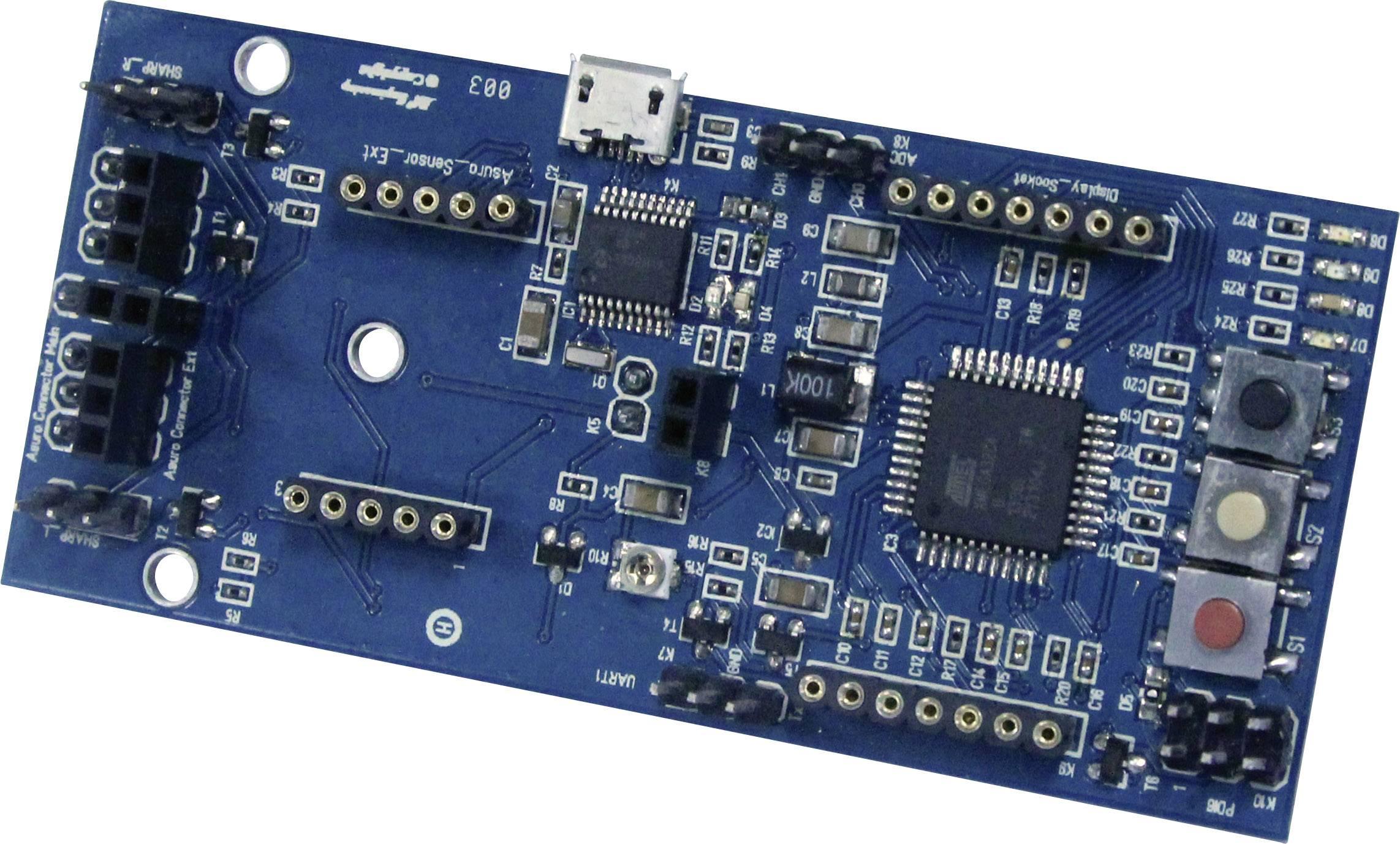 Riadiaca doska Xtend Board JM3-AXT3 pre robota Arexx Asura ARX-03