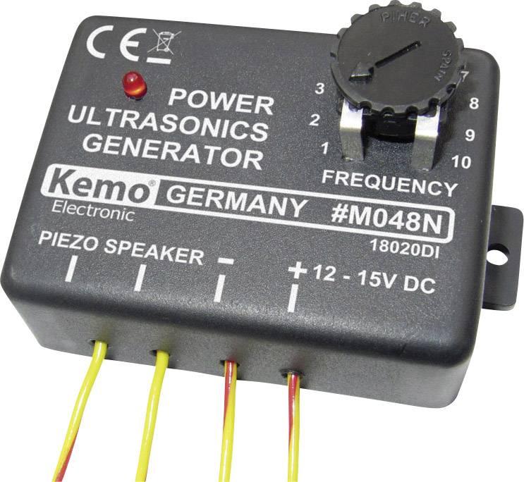 Utrazvukový generátor KEMO