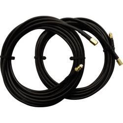 Prodlužovací kabel Wittenberg Antennen Koaxialverlängerung, FME zásuvka, FME zásuvka