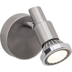 Nástěnný reflektor GU10 3 W LED Brilliant Ryan G57410/77 železo, chrom