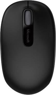 Optická bezdrôtová myš Microsoft Mobile Mouse 1850 U7Z-00003, čierna