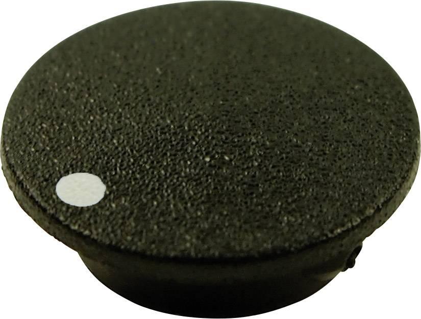Krytka tlačítka Cliff CL1745, bílá, 9,25 mm