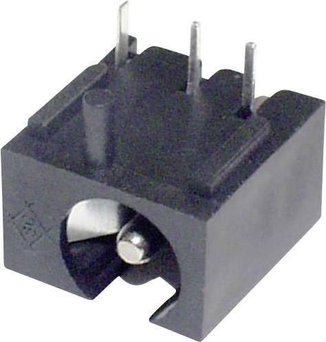 Nízkonapěťový konektor econ connect DCE4A, zásuvka, vestavná horizontální, 2 mm, 1 ks