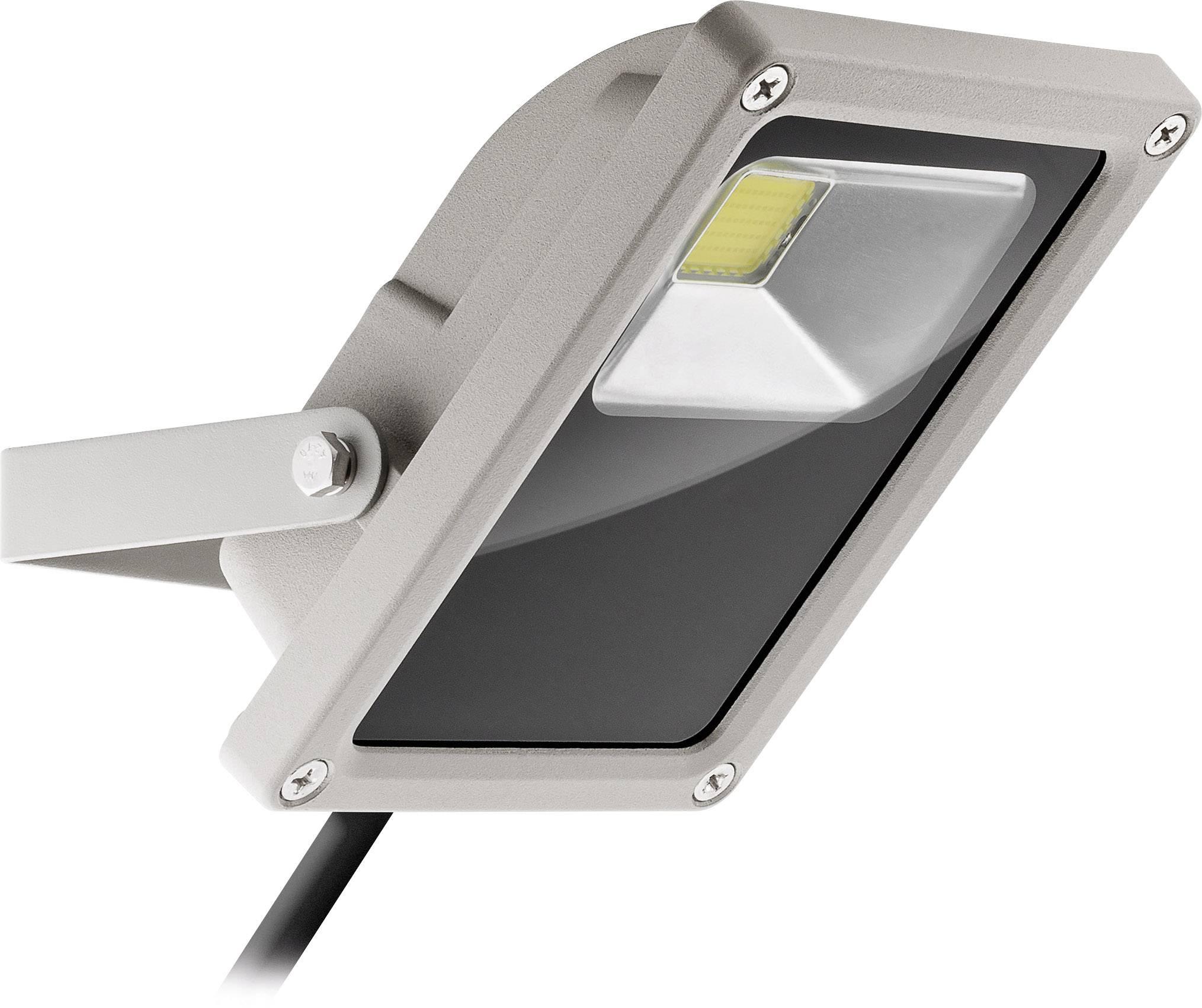 LED vonkajšie relektor Goobay 30642, 15 W, teplá biela