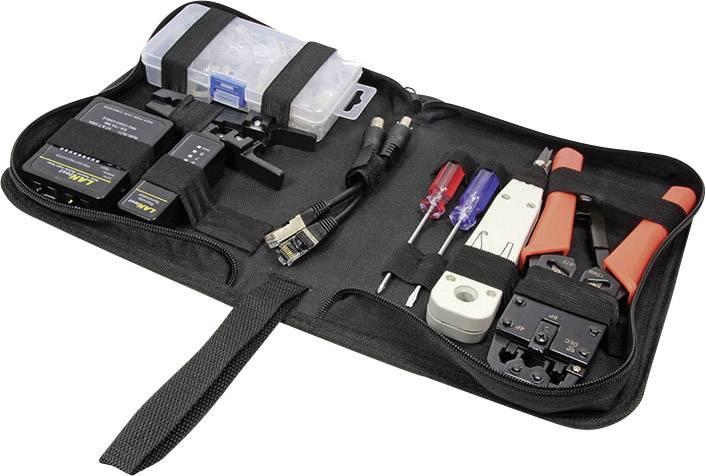 Sada nástrojov pre prácu so sieťou LogiLink WZ0030