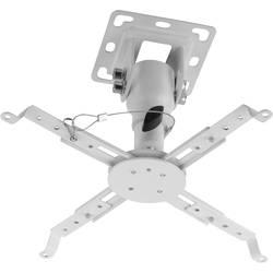 Stropní držák projektoru naklápěcí, otočný My Wall H16-7WL H16-7WL, bílá
