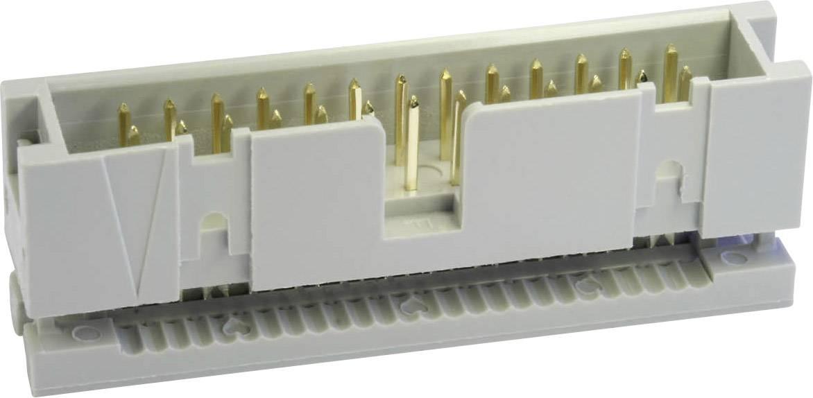 Kolíková lišta econ connect WS34SK, počet kontaktov 34, Počet riadkov 2, 1 ks