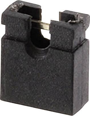 Zkratovací můstek econ connect SHSW, Rastr (rozteč): 2.54 mm, černá, 1 ks