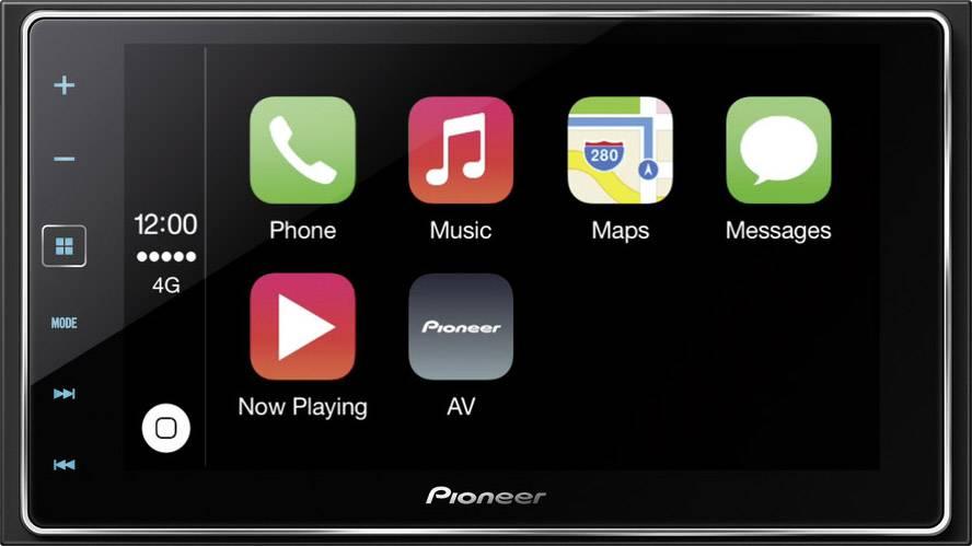 Multimediálny prehrávač do auta (2 DIN) Pioneer SPH-DA120