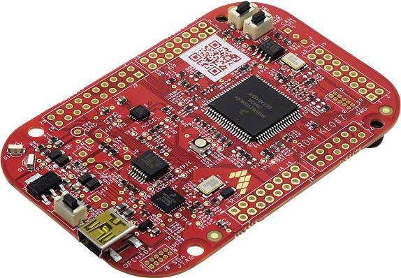 Vývojová doska Freescale Semiconductor FRDM-KE06Z