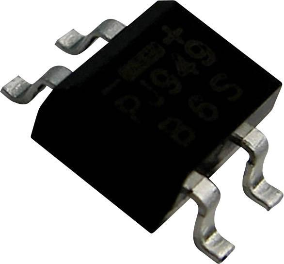 Můstkový usměrňovač PanJit TB8S-08 0.8 A U(RRM) 800 V