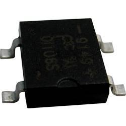 Můstkový usměrňovač PanJit DI1010S 1 A U(RRM) 1000 V
