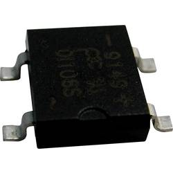 Můstkový usměrňovač PanJit DI108S 1 A U(RRM) 800 V