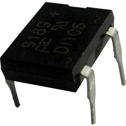 Můstkový usměrňovač PanJit DI104 1 A U(RRM) 400 V