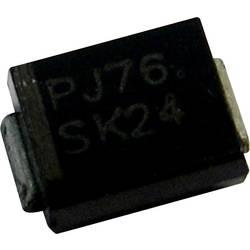 Schottkyho dioda - usměrňovač PanJit MB14, 1 A, 40 V