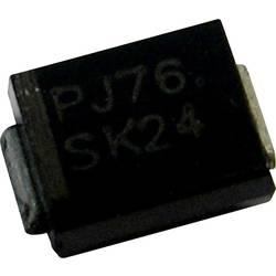 Schottkyho dioda - usměrňovač PanJit MB24A, 2 A, 45 V