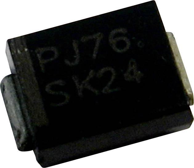 Schottkyho usmerňovacia dióda PanJit MB28, 2 A, 80 V