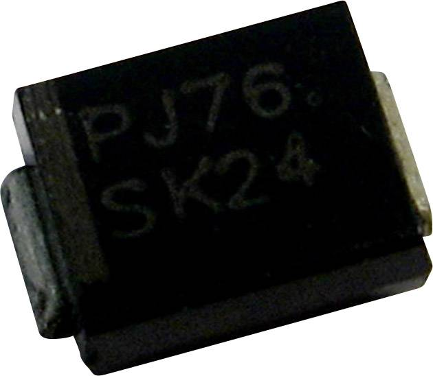 Schottkyho usmerňovacia dióda PanJit SK24, 2 A, 40 V