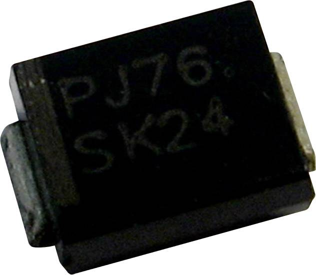 Schottkyho dioda - usměrňovač PanJit SR33, 3 A, 30 V