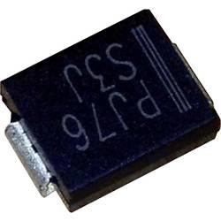 Schottkyho dioda - usměrňovač PanJit MB38, 3 A, 80 V