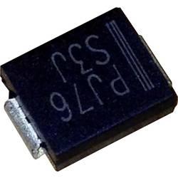 Schottkyho dioda - usměrňovač PanJit MB510, 5 A, 100 V