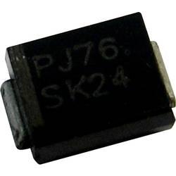 Dioda Z PanJit 1SMB5924, DO-214AA , zener. napětí 9.1 V