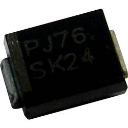 Dioda Z PanJit 1SMB5933, DO-214AA , zener. napětí 22 V