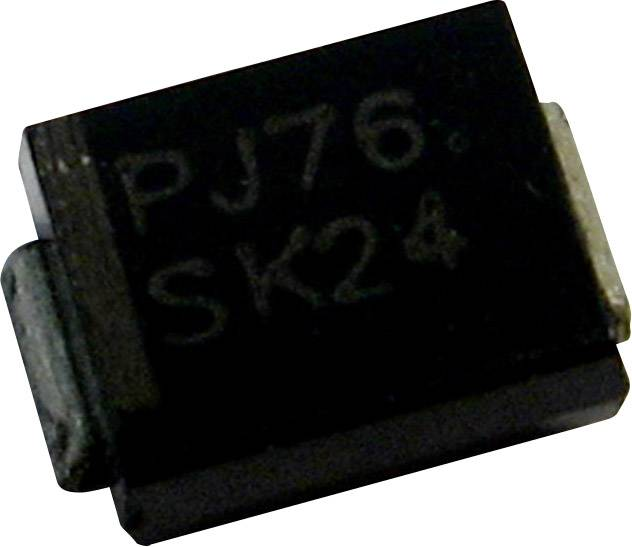 Dioda Z PanJit 1SMB2EZ15, DO-214AA , zener. napětí 15 V