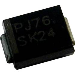 Dioda Z PanJit 1SMB3EZ22, DO-214AA , zener. napětí 22 V