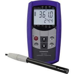 Multifunkční měřicí přístroj Greisinger GMH 5430-400, vodivost , salinita, uvolněné částice (TDS) , teplota bez certifikátu