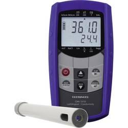 Multifunkční měřicí přístroj Greisinger GMH 5430-425 Set, vodivost , salinita, uvolněné částice (TDS) , teplota bez certifikátu