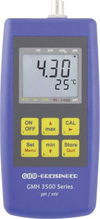 Merač pH, redoxného potenciálu a teploty Greisinger GMH 3531, 603925