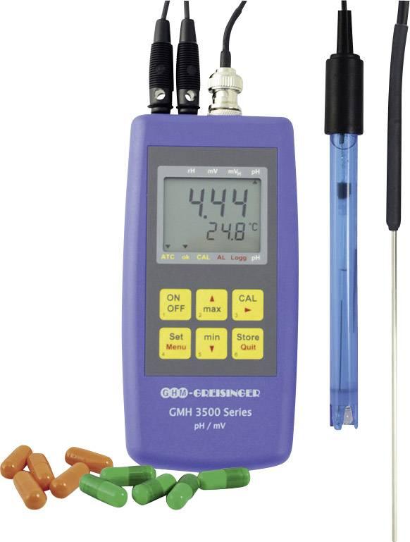 Sada merača pH, oxidačno redukčného potenciálu a teploty Greisinger GMH 3511605215