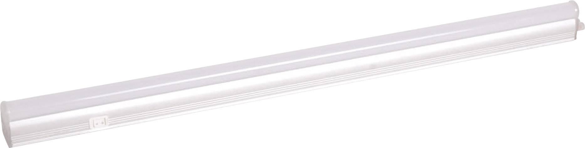 Hliníkové LED svetlo pod linku RENKFORCE, 8 W, studená biela