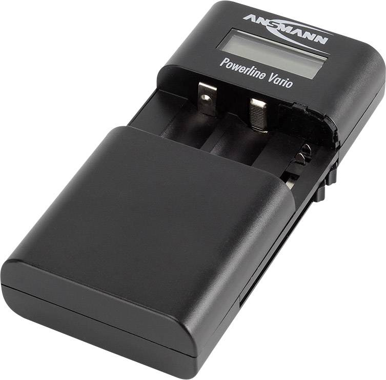 Ansmann Powerline Vario 1001-0020