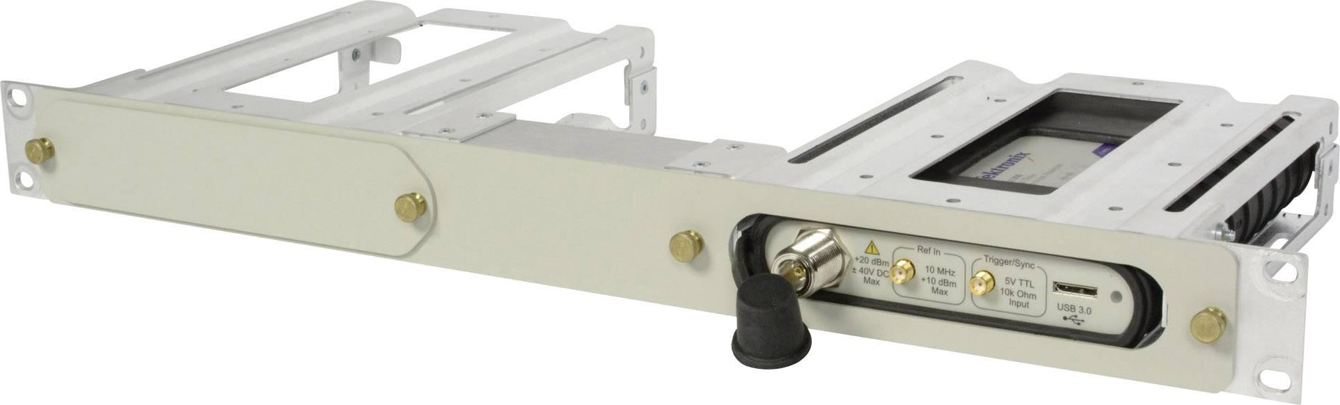 Rackový držiak zo slotmi pre dvoch RSA306 Tektronix RSA306RACK