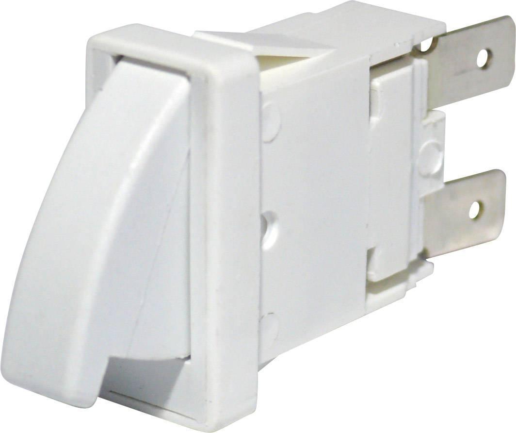 Dveřní spínač Arcolectric C3006CBAAA, 250 V/AC, 0.3 A, bez aretace, 1 ks