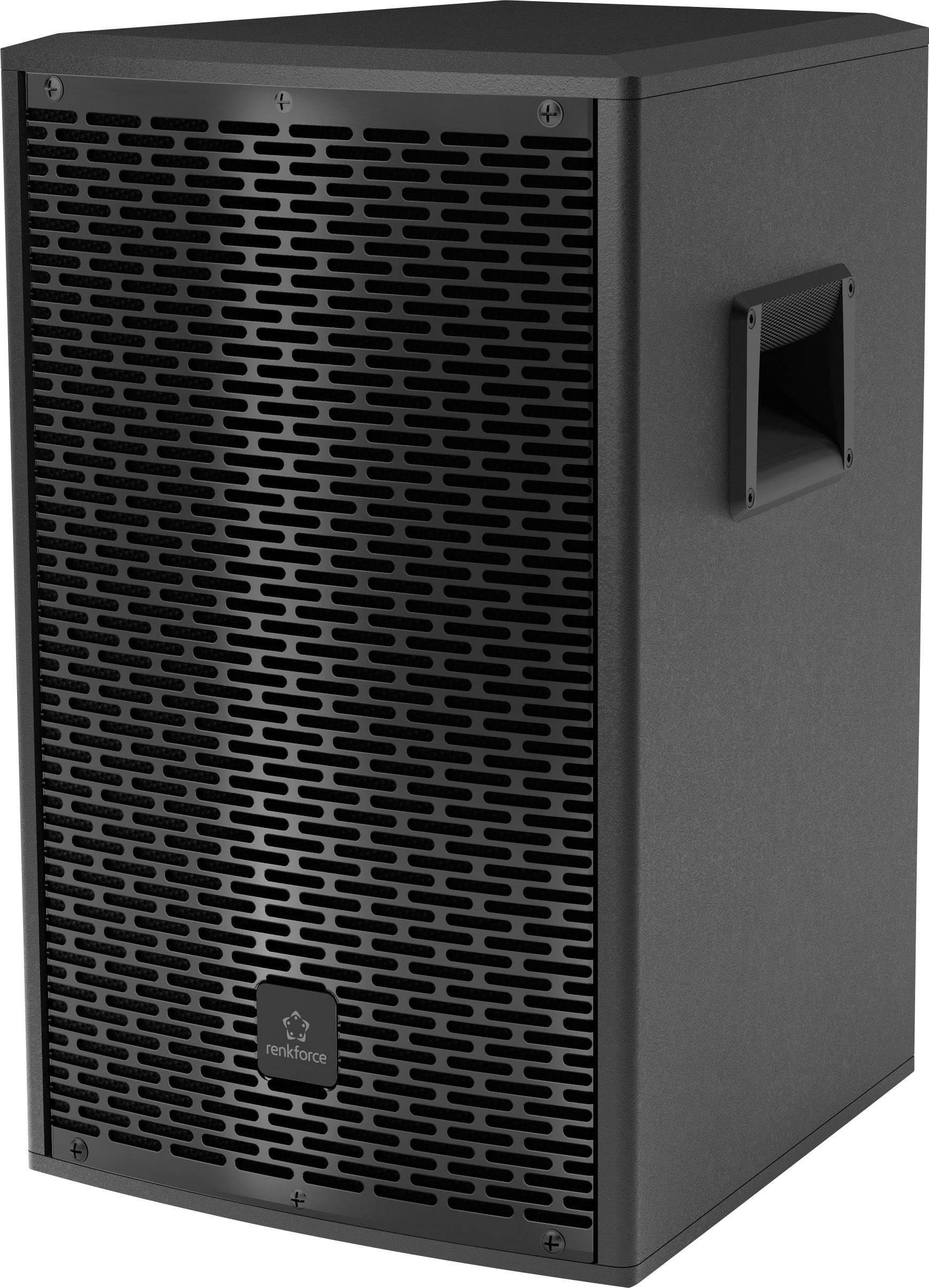 """Aktivní PA reproduktor Renkforce PA102A Premium Line, 80 W, 10"""""""