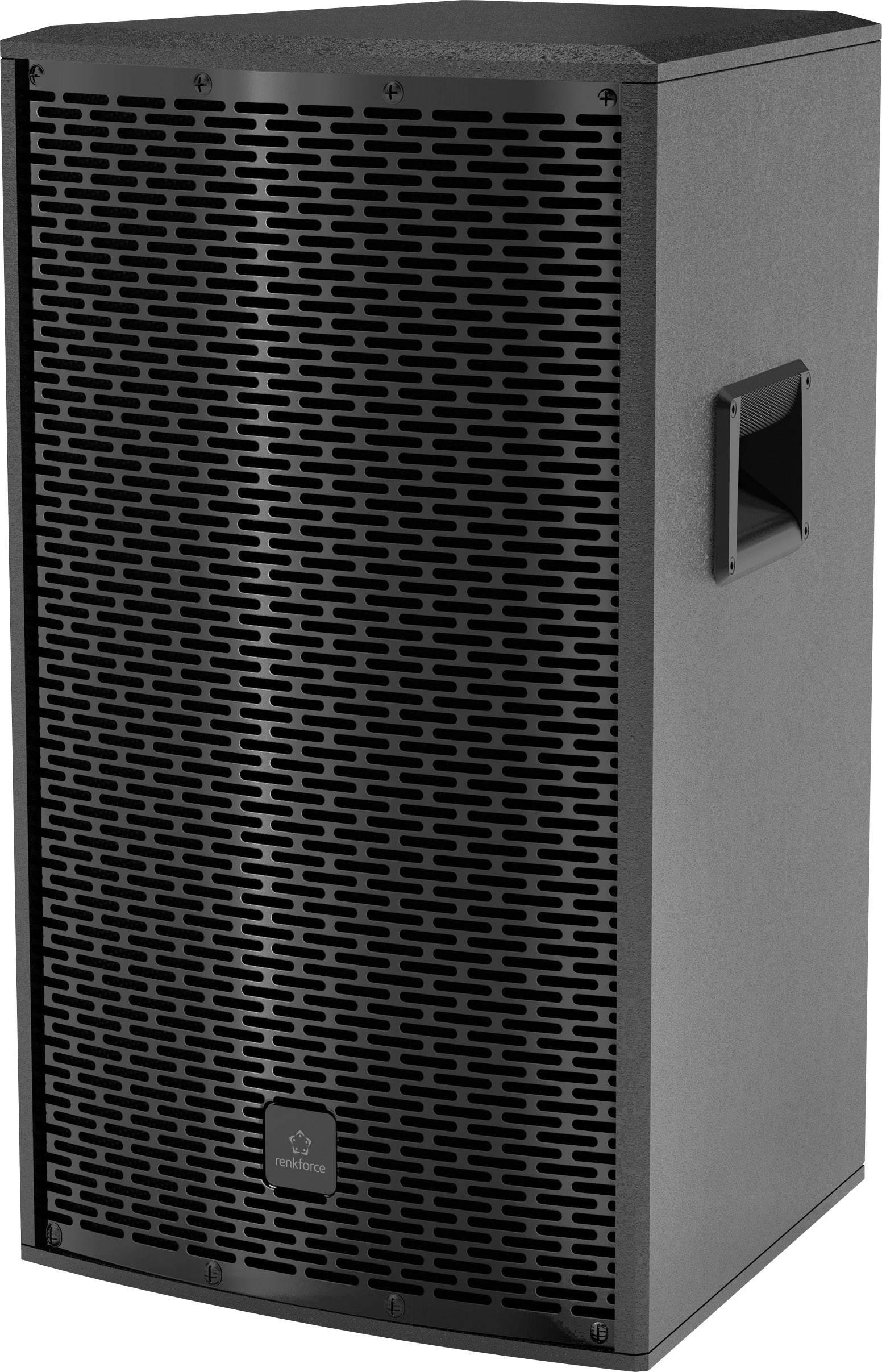 "Aktívny PA reproduktor RENKFORCE PA122A Premium Line, 200 W, 12 """