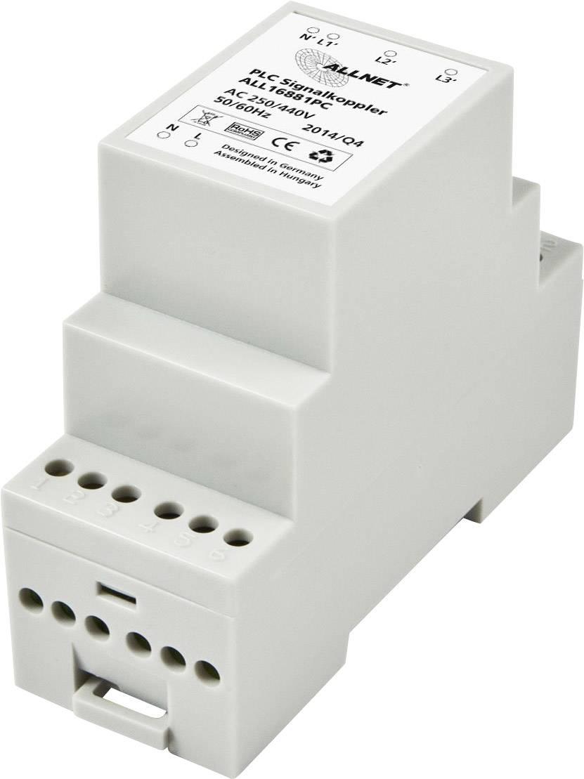 Phase Coupler hotový modul Allnet ALL16881PC Vstupní napětí (rozsah): 400 V/AC (max.)