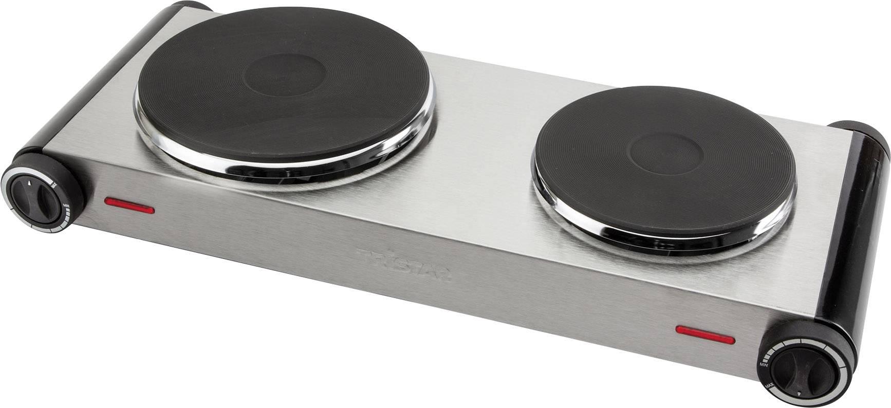 Dvouplotýnkový vařič Tristar KP-6248 KP-6248