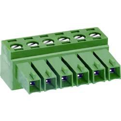 Zásuvkový konektor na kabel DECA MC420-38109 1307096, 35.09 mm, pólů 9, rozteč 3.81 mm, 1 ks