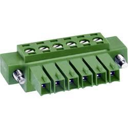 Zástrčkový konektor na kabel DECA MC421-38106 1307115, 33.26 mm, pólů 6, rozteč 3.81 mm, 1 ks