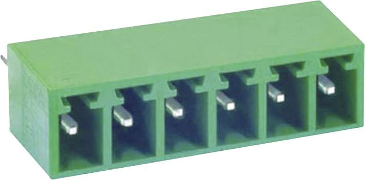 Konektor do DPS DECA ME040-38102 1307155, 12.60 mm, pólů 2, rozteč 3.81 mm, 1 ks