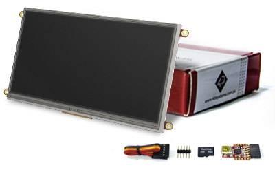 Vývojová deska 4D Systems SK-70DT